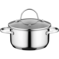 BergHOFF Comfort 18/10 Stainless Steel 1.7-Qt. Covered Casserole