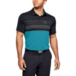 Under Armour Men's Vanish Chest Stripe Polo found on Bargain Bro Philippines from Macy's for $75.00