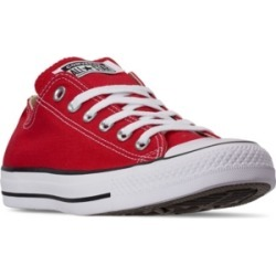 Converse Women's Shoes, Chuck Taylor Ox Casual Sneakers from Finish Line found on MODAPINS from Macy's for USD $50.00