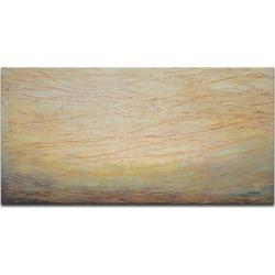 Ready2HangArt 'Metallic Waves' Abstract Canvas Wall Art - 24