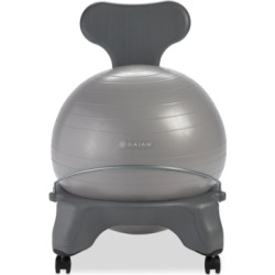 Gaiam Balance Ball Free Chair found on Bargain Bro India from Macys CA for $84.01