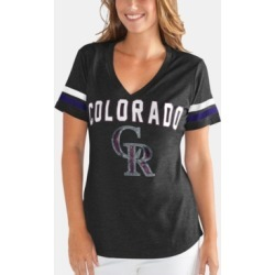 G-iii Sports Women's Colorado Rockies Rounding the Bases T-Shirt found on Bargain Bro India from Macy's for $23.00