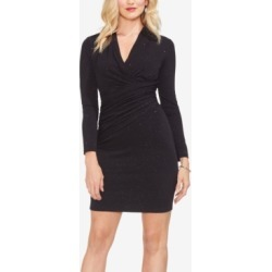 Vince Camuto Ruched Shimmer Sheath Dress found on Bargain Bro India from Macys CA for $74.82