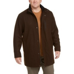 Calvin Klein Men's Big & Tall Long Open Bottom Car Coat found on MODAPINS from Macy's for USD $157.93