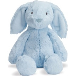 Manhattan Toy Lovelies Blue Bailey Bunny 12 Inch Plush Toy