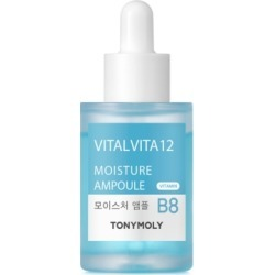 Tonymoly Vital Vita 12 Vitamin B8 Moisture Ampoule, 1-oz.