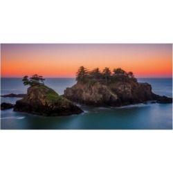 "Darren White Photography Islands in the Sea copy Canvas Art - 19.5"" x 26"""