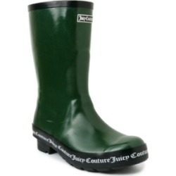 Juicy Couture Women's Totally Logo Rainboots Women's Shoes found on MODAPINS from Macy's for USD $33.00