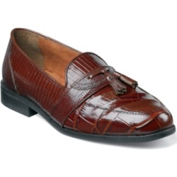 Stacy Adams Santana Printed Tassel Loafers Men's Shoes found on Bargain Bro Philippines from Macy's Australia for $85.29