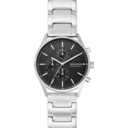 Skagen Men's Chronograph Holst Stainless Steel Bracelet Watch 42mm found on Bargain Bro India from Macy's for $93.00