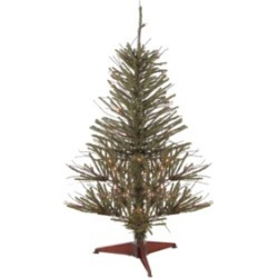 Northlight 3' Warsaw Twig Artificial Christmas Tree - Clear Lights found on Bargain Bro India from Macys CA for $99.28