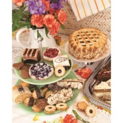 Springbok Puzzles Pastry Shop 1000 Piece Jigsaw Puzzle found on Bargain Bro India from Macy's for $26.00