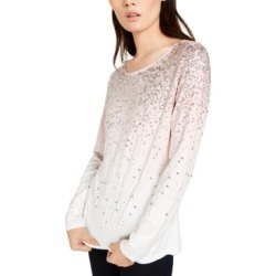 Inc Petite Sequin Long-Sleeve Top, Created for Macy's found on Bargain Bro India from Macy's Australia for $21.13