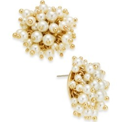 Inc Gold-Tone Shaky Imitation Pearl Stud Earrings, Created for Macy's found on Bargain Bro Philippines from Macy's for $25.87