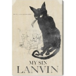 Oliver Gal My Sin Canvas Art, 30
