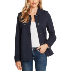 CeCe Twill Trench Coat found on MODAPINS from Macys CA for USD $68.34