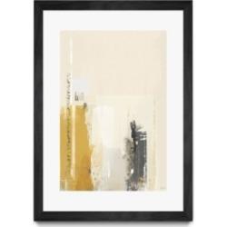 "Giant Art Deeper Shadows Ii Matted and Framed Art Print, 36"" x 52"""