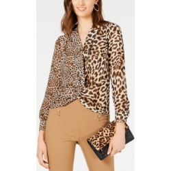 Inc Leopard-Print Top, Created for Macy's found on Bargain Bro Philippines from Macy's Australia for $26.46