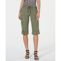 Style & Co Drawstring Cargo Shorts, Created for Macy's found on MODAPINS from Macy's for USD $16.99