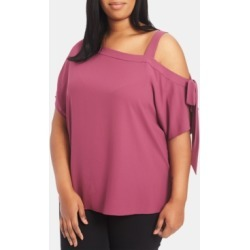 1.state Plus Size One-Shoulder Bow Top found on Bargain Bro India from Macys CA for $82.80