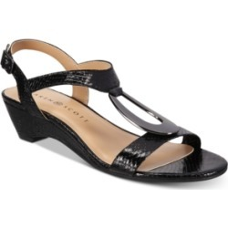 Karen Scott Carmeyy Wedge Sandals, Created for Macy's Women's Shoes found on Bargain Bro India from Macy's Australia for $31.86