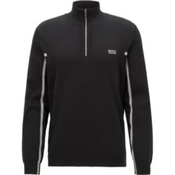 Boss Men's Half-Zip Sweater found on MODAPINS from Macy's for USD $198.00