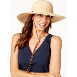 Scala Adjustable Strap Sun Hat found on Bargain Bro India from Macys CA for $105.56