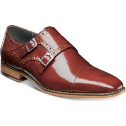 Stacy Adams Men's Tayton Cap-Toe Double-Monk Strap Loafers Men's Shoes found on Bargain Bro Philippines from Macy's Australia for $127.01