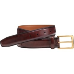 Johnston & Murphy Smooth Basic Belt found on Bargain Bro from Macy's for USD $30.02