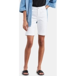 Levi's Denim Bermuda Shorts found on MODAPINS from Macy's for USD $44.50