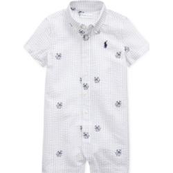 Polo Ralph Lauren Baby Boys Printed Romper