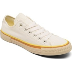 Converse Women's Chuck Taylor All Star Popped Color Low Top Casual Sneakers from Finish Line found on MODAPINS from Macy's for USD $30.00