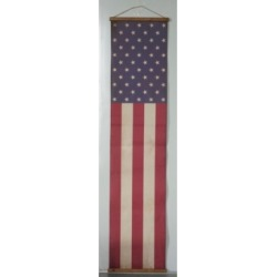 Tx Usa Corporation Long Flag Wall Hanging found on Bargain Bro India from Macy's Australia for $37.20