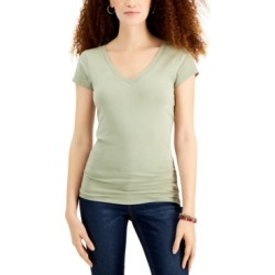 Aveto Juniors' V-Neck T-Shirt found on MODAPINS from Macy's for USD $6.99