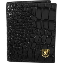 Stacy Adams Leather Croc Folding Card Holder found on Bargain Bro Philippines from Macy's for $27.00