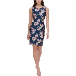 Tommy Hilfiger Petite Floral-Print Scuba Sheath Dress found on Bargain Bro India from Macy's for $39.93