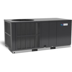 3 Ton Direct Comfort DC- Packaged Heat Pump 16 SEER Horizontal - Heat and Cool