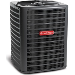 4 Ton Goodman GSZ140481 14 SEER Outdoor Heat Pump Condensing Unit R410A Refrigerant - Heat and Cool found on Bargain Bro India from HeatAndCool.com for $1893.00