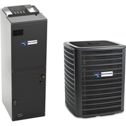 3 Ton Direct Comfort DC-GSX160361 15 SEER Central Air Conditioner System - Heat and Cool found on Bargain Bro India from HeatAndCool.com for $2148.00