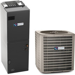 5 Ton A/C Direct Comfort DC- Manufacturing Company 14 SEER Central Air Conditioner System - Heat and Cool found on Bargain Bro India from HeatAndCool.com for $2663.00