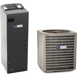 2 Ton Direct Comfort DC- Manufacturing Company 14 SEER Central Air Conditioner System - Heat and Cool found on Bargain Bro India from HeatAndCool.com for $1576.00