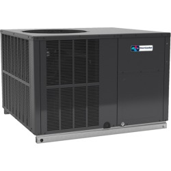 2 Ton Direct Comfort DC- Packaged Heat Pump 14 SEER Horizontal/Downflow - Heat and Cool