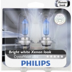 Philips CrystalVision Ultra Halogen High Beam Headlight Light Bulb for Buell 1125CR XB12STT found on Bargain Bro Philippines from Sixity for $29.44