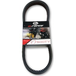 Gates 1973 Yamaha EW643 G-Force Drive Belt found on Bargain Bro Philippines from Sixity for $57.03