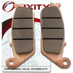 Sixity Front Sintered Brake Pads 2003-2007 Honda VTX1300S Spoke wheel
