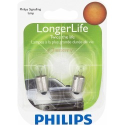 Philips Long Life Mini Parking Light Bulb for Honda GL1200I Gold Wing Interstate CX650T Turbo found on Bargain Bro Philippines from Sixity for $6.13