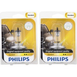 Philips Standard Halogen Low Beam Headlight Light Bulb for Polaris 700 Classic 500 Classic 440 XCR found on Bargain Bro India from Sixity for $13.54