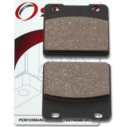 Sixity Rear Ceramic Brake Pads 1998-1999 Suzuki VL1500 Intruder W X found on Bargain Bro Philippines from Sixity for $8.61