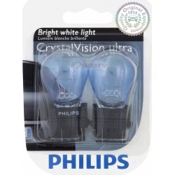 Philips CrystalVision Mini Tail Light Bulb for Harley Davidson XL883L SuperLow FXDL Low Rider found on Bargain Bro Philippines from Sixity for $11.08