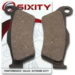 Sixity Front Organic Brake Pads 1994 KTM 250 EGS Standard Forks found on Bargain Bro India from Sixity for $13.13